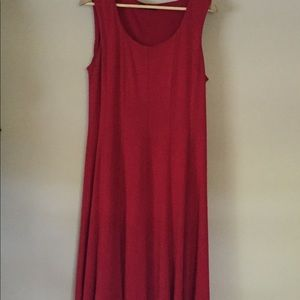 Nine West Dresses - NINE WEST Red Dress, size L